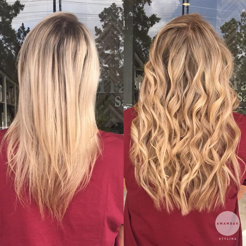 Hair goals amanda k stylingamanda k styling if you are looking for the most natural looking hair extensions you have come to the right placetural beaded rows are are a customizable hair extension pmusecretfo Gallery